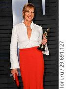 2018 Vanity Fair Oscars Party hosted by Radhika Jones - Arrivals. Редакционное фото, фотограф FayesVision / WENN.com / age Fotostock / Фотобанк Лори