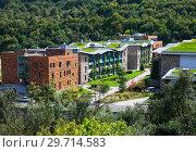 Купить «UWC Dilijan College, Armenia», фото № 29714583, снято 26 сентября 2018 г. (c) Инна Грязнова / Фотобанк Лори