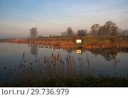 Купить «Altena fortress near Werkendam», фото № 29736979, снято 6 апреля 2007 г. (c) John Stuij / Фотобанк Лори