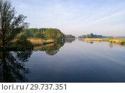 Купить «Bakkerskil creek near Nieuwendijk», фото № 29737351, снято 27 апреля 2007 г. (c) John Stuij / Фотобанк Лори