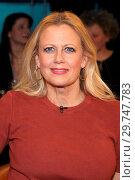 Купить «NDR Talkshow in Hamburg Featuring: Barbara Schöneberger Where: Hamburg, Deutschland, Germany When: 23 Feb 2018 Credit: Starpress/WENN.com», фото № 29747783, снято 23 февраля 2018 г. (c) age Fotostock / Фотобанк Лори