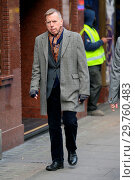 Купить «Timothy Spall seen walking in Soho as he pass the G.A.Y Nightclub in Soho. Timothy is promoting his latest film 'Finding Your Feet' and looked slimmer...», фото № 29760483, снято 21 февраля 2018 г. (c) age Fotostock / Фотобанк Лори