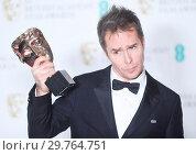 Купить «71st EE British Academy Film Awards (BAFTA) - Press Room Featuring: Sam Rockwell Where: London, United Kingdom When: 18 Feb 2018 Credit: WENN.com», фото № 29764751, снято 18 февраля 2018 г. (c) age Fotostock / Фотобанк Лори