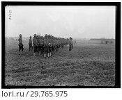 Купить «African American soldiers in parade formation», фото № 29765975, снято 22 июля 2019 г. (c) age Fotostock / Фотобанк Лори