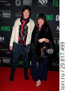'On The Milky Road' Los Angeles Premiere - Arrivals (2018 год). Редакционное фото, фотограф FayesVision / WENN.com / age Fotostock / Фотобанк Лори