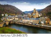 Купить «French medieval village Estaing», фото № 29849575, снято 4 января 2019 г. (c) Яков Филимонов / Фотобанк Лори