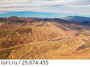 Купить «view of grand canyon cliffs and colorado river», фото № 29874455, снято 1 марта 2018 г. (c) Syda Productions / Фотобанк Лори