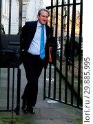 Купить «Ministers attend weekly cabinet meeting in Downing Street. Featuring: Damian Hinds - Secretary of State for Education Where: London, London, United Kingdom When: 16 Jan 2018 Credit: WENN.com», фото № 29885995, снято 16 января 2018 г. (c) age Fotostock / Фотобанк Лори