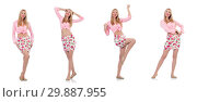 Купить «Woman in fashion clothing concept», фото № 29887955, снято 28 августа 2013 г. (c) Elnur / Фотобанк Лори
