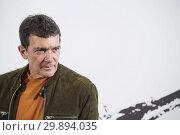 Купить «Antonio Banderas attends Teatro del Soho Caixabank presentation at Caixabank Offices on February 6, 2019 in Madrid, Spain», фото № 29894035, снято 6 февраля 2019 г. (c) age Fotostock / Фотобанк Лори