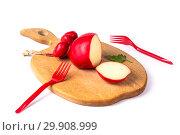 Купить «Твёрдый копчёный сыр ручной работы в парафиновой оболочке», фото № 29908999, снято 13 января 2019 г. (c) V.Ivantsov / Фотобанк Лори