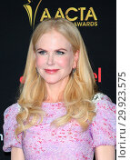 Купить «7th AACTA International Awards - Arrivals Featuring: Nicole Kidman Where: Hollywood, California, United States When: 05 Jan 2018 Credit: FayesVision/WENN.com», фото № 29923575, снято 5 января 2018 г. (c) age Fotostock / Фотобанк Лори