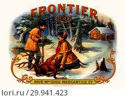 Купить «Frontier.», фото № 29941423, снято 28 января 2020 г. (c) age Fotostock / Фотобанк Лори