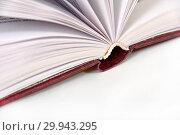Купить «Раскрытая книга», эксклюзивное фото № 29943295, снято 9 февраля 2019 г. (c) Юрий Морозов / Фотобанк Лори