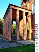 Купить «Tomb of Immanuel Kant at sunset. Kaliningrad, Russia», фото № 29943615, снято 21 января 2014 г. (c) Сергей Трофименко / Фотобанк Лори