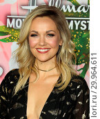 Купить «Hallmark Channel and Hallmark Movies & Mysteries Winter 2018 TCA Event held at the Tournament House in Pasadena, California. Featuring: Emilie Ullerup...», фото № 29964611, снято 13 января 2018 г. (c) age Fotostock / Фотобанк Лори
