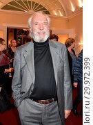 Купить «Premiere of 'Mosca und Volpone' at Schlosspark-Theater. Featuring: Achim Wolff Where: Berlin, Germany When: 02 Dec 2017 Credit: AEDT/WENN.com», фото № 29972399, снято 2 декабря 2017 г. (c) age Fotostock / Фотобанк Лори