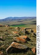 Купить «Осенний пейзаж, Армения», фото № 29979095, снято 29 сентября 2018 г. (c) Инна Грязнова / Фотобанк Лори
