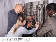 Купить «Quest room stylized like horror», фото № 29981003, снято 29 января 2019 г. (c) Яков Филимонов / Фотобанк Лори