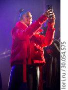 Купить «Celebrities attend the annual Perth City lights Xmas lights switch on, with musical performances. Featuring: Alesha Dixon Where: Perth, United Kingdom When: 18 Nov 2017 Credit: Euan Cherry/WENN.com», фото № 30054575, снято 18 ноября 2017 г. (c) age Fotostock / Фотобанк Лори