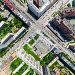 Купить «Aerial city view. Urban landscape. Copter shot. Panoramic image.», фото № 30168199, снято 23 февраля 2019 г. (c) Александр Маркин / Фотобанк Лори