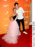 Купить «TrevorLIVE L.A. held at The Beverly Hilton Hotel in Beverly Hills, California. Featuring: Kristin Chenoweth, Milo Manheim Where: Los Angeles, California...», фото № 30168835, снято 3 декабря 2017 г. (c) age Fotostock / Фотобанк Лори