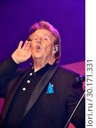 Howard Carpendale at Tulip-Gala (Deutsche Parkinson-Gala) at Metropolishalle... (2017 год). Редакционное фото, фотограф AEDT / WENN.com / age Fotostock / Фотобанк Лори