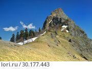 Купить «Summit», фото № 30177443, снято 20 мая 2015 г. (c) александр жарников / Фотобанк Лори