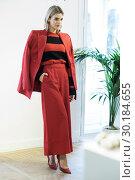 Купить «Spanish actress Amaia Salamanca attends Revlon new products presentation at The Little Showroom Featuring: Amaia Salamanca Where: Madrid, Spain When: 08 Nov 2017 Credit: Oscar Gonzalez/WENN.com», фото № 30184655, снято 8 ноября 2017 г. (c) age Fotostock / Фотобанк Лори