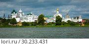 Купить «rostov kremlin from water», фото № 30233431, снято 27 августа 2016 г. (c) Яков Филимонов / Фотобанк Лори