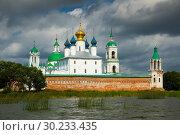 Купить «st. jacob savior abbey», фото № 30233435, снято 27 августа 2016 г. (c) Яков Филимонов / Фотобанк Лори
