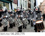 Купить «Switzerland Basel Carnival», фото № 30250775, снято 20 июля 2019 г. (c) age Fotostock / Фотобанк Лори