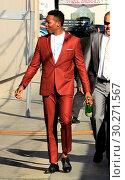 Купить «Brandon Micheal Hall spotted at the Jimmy Kimmel Live! Studio Featuring: Brandon Micheal Hall Where: Hollywood, California, United States When: 26 Sep 2017 Credit: WENN.com», фото № 30271567, снято 26 сентября 2017 г. (c) age Fotostock / Фотобанк Лори