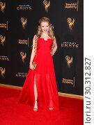 Arrivals for the 2017 Creative Emmy Awards, held at the Microsoft... Редакционное фото, фотограф Nicky Nelson / WENN.com / age Fotostock / Фотобанк Лори