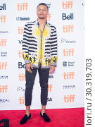 Купить «Premiere of 'The Carter Effect' during the 42nd Toronto International Film Festival, at Princess of Wales Theatre in Toronto, Canada. Featuring: Andre...», фото № 30319703, снято 9 сентября 2017 г. (c) age Fotostock / Фотобанк Лори