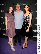 Купить «The Paley Center for Media's 11th Annual PaleyFest Fall TV previews with 'Shameless' Featuring: Emma Kenney, John Wells, Emmy Rossum Where: Beverly Hills...», фото № 30335535, снято 7 сентября 2017 г. (c) age Fotostock / Фотобанк Лори