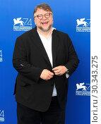 Купить «74th Venice Film Festival - 'The Shape of Water' - Photocall Featuring: Guillermo Del Toro Where: Venice, Italy When: 31 Aug 2017 Credit: WENN.com», фото № 30343275, снято 31 августа 2017 г. (c) age Fotostock / Фотобанк Лори