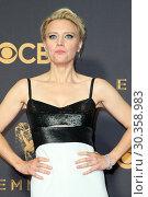 Купить «69th Emmy Awards held at the Microsoft Theatre L.A. LIVE - Arrivals Featuring: Kate McKinnon Where: Los Angeles, California, United States When: 17 Sep 2017 Credit: FayesVision/WENN.com», фото № 30358983, снято 17 сентября 2017 г. (c) age Fotostock / Фотобанк Лори