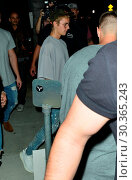 Купить «Justin Bieber leaves a church service in Los Angeles Featuring: Justin Bieber Where: Beverly Hills, California, United States When: 23 Aug 2017 Credit: WENN.com», фото № 30365243, снято 23 августа 2017 г. (c) age Fotostock / Фотобанк Лори