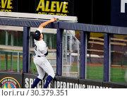 Купить «The New York Mets take on The New York Yankees during game one of the 2017 Subway Series at Yankee Stadium Featuring: Aaron Judge Where: Bronx, New York...», фото № 30379351, снято 14 августа 2017 г. (c) age Fotostock / Фотобанк Лори