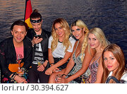 AEDT media network summer party in Berlin (2017 год). Редакционное фото, фотограф AEDT / WENN.com / age Fotostock / Фотобанк Лори