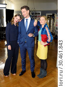 Купить «Set visit of new RTL TV comedy series 'Jenny – echt gerecht!' Featuring: Isabell Polak, August Wittgenstein, Birte Hanusrichter Where: Berlin, Germany When: 13 Jul 2017 Credit: WENN.com», фото № 30461843, снято 13 июля 2017 г. (c) age Fotostock / Фотобанк Лори