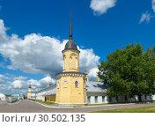 Купить «Novo-Golutvin Monastery», фото № 30502135, снято 9 июня 2018 г. (c) Алексей Голованов / Фотобанк Лори