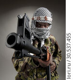 Купить «Serious middle eastern man», фото № 30537455, снято 1 июля 2011 г. (c) Tryapitsyn Sergiy / Фотобанк Лори