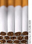 Купить «Cigarettes», фото № 30538939, снято 9 августа 2012 г. (c) Tryapitsyn Sergiy / Фотобанк Лори