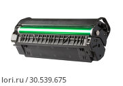 Купить «Printer toner cartridge», фото № 30539675, снято 28 марта 2013 г. (c) Tryapitsyn Sergiy / Фотобанк Лори