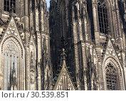 Купить «The cathedral of Cologne», фото № 30539851, снято 23 апреля 2013 г. (c) Tryapitsyn Sergiy / Фотобанк Лори