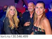 Party Bertelsmann in Berlin (2017 год). Редакционное фото, фотограф AEDT / WENN.com / age Fotostock / Фотобанк Лори