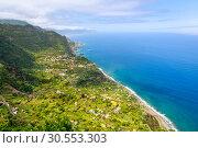 Купить «Sea landscape», фото № 30553303, снято 22 июля 2015 г. (c) Tryapitsyn Sergiy / Фотобанк Лори