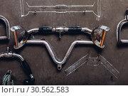 Sport machine equipment. Стоковое фото, фотограф Tryapitsyn Sergiy / Фотобанк Лори